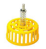 Циркуль для резки плитки с защитной решеткой-опорой 20-100мм MasterTool 80-3081
