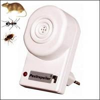LS-919, УЗ-отпугиватель для дома/дачи/офиса, действует на грызунов/насекомых, для 1 комнаты до 200кв.м.