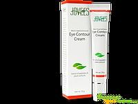 Крем вокруг глаз контурный Джовис с гамамилисом и миндальным маслом, Eye Contour Cream Jovees, Аюрведа Здесь!