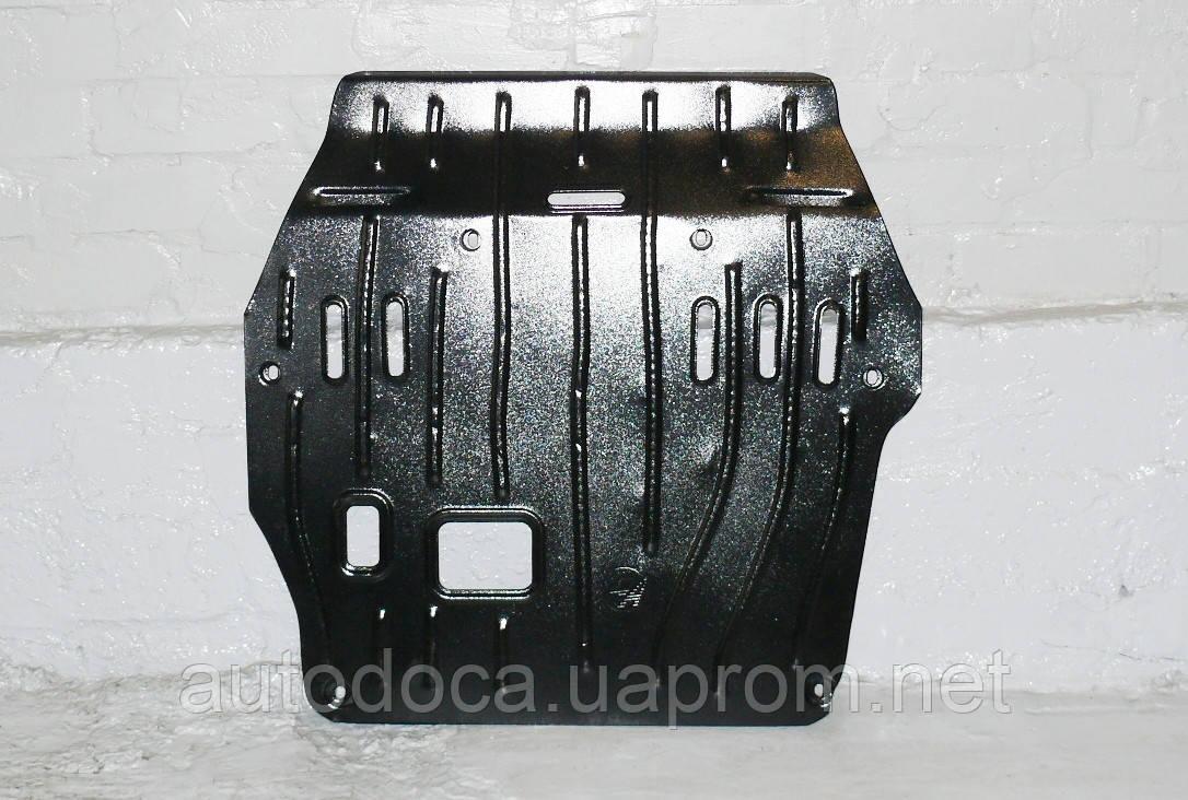 Защита картера двигателя и кпп Honda Crosstour  2011-