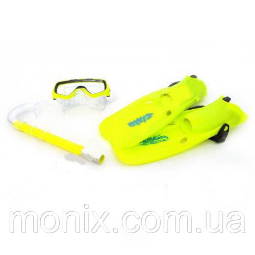 Снаряжение для дайвинга Маска, трубка, ласты 0820 - Интернет-магазин Моникс в Львове