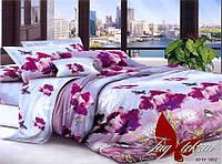 Комплект постельного белья 2 спального с 3д эффектом  XHY982 TAG