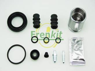Ремкомплект гальмівного супорта заднього (з поршнем) на Renault Trafic 2001-> — Frenkit (Іспанія) - 241902