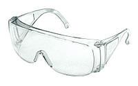 Очки прозрачные защитные противоосколочные MasterTool 82-0051