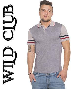 Купить футболки поло мужские Wild Club