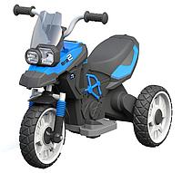 Детский электромотоцикл M1905 Синий