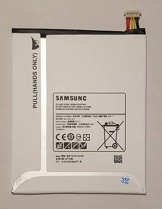Акумулятор для Samsung Tab A 8.0 T350, T351, T355 / EB-BT355ABE (4200 mAh), фото 2