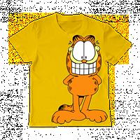 "Детская футболка ""Гарфилд"", фото 1"