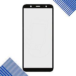 Стекло корпуса для Samsung J810F Galaxy J8 (2018), цвет черный