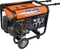Электрогенератор бензиновый Miol 83-500