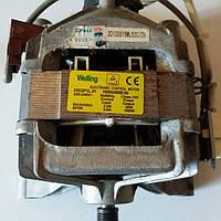 Мотор двигатель стиральной машины Индезит Indesit б/у