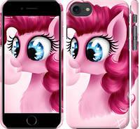 """Чехол на iPhone 7 Pinkie Pie v3 """"3549c-336-5999"""""""