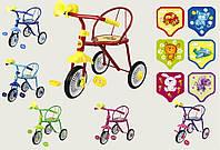 """Детский трехколесный велосипед  """"Малятко""""  0202"""