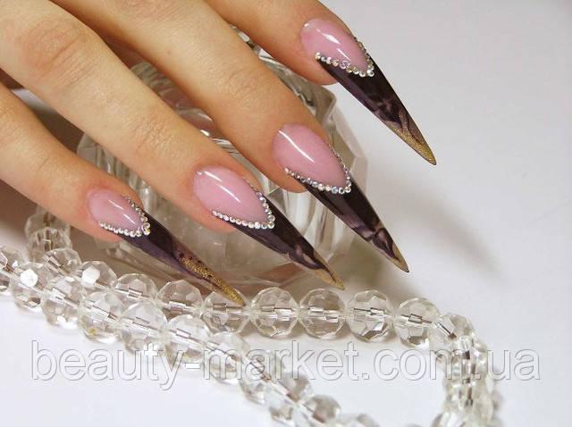 Определяем характер по форме ногтей