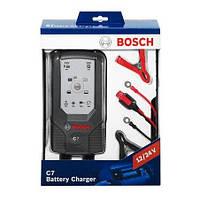 Зарядное устройство для аккумулятора авто, мото BOSCH C7