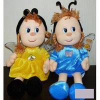 Мягкая игрушка Кукла-бабочка