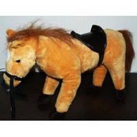 Мягкая игрушка Лошадка с седлом