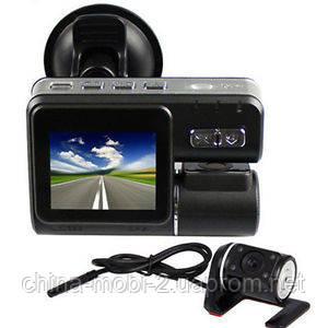 Видеорегистратор X2 Dual Camera HD (X6, iconBIT DUO)