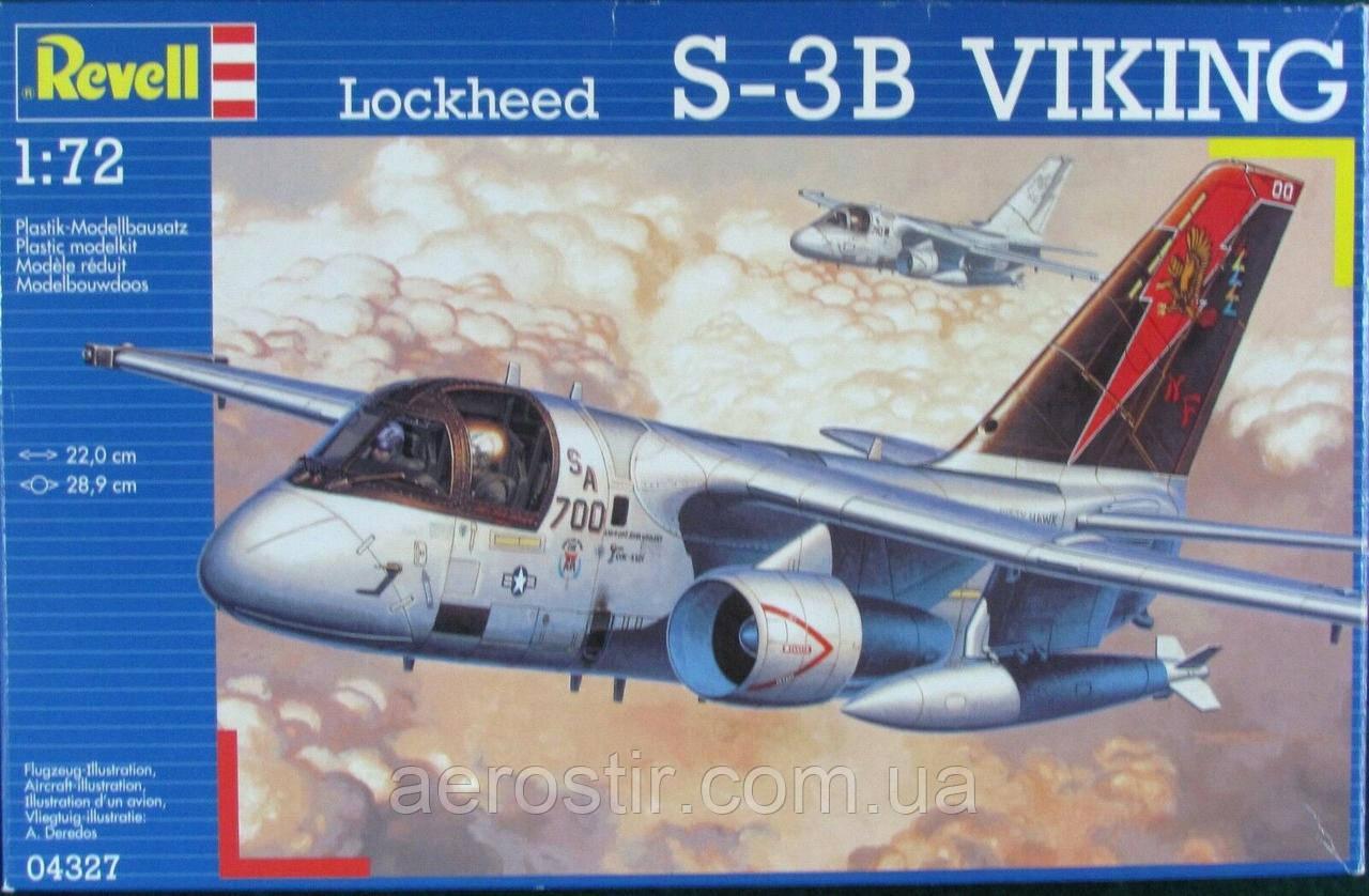 Lockheed S-3A Viking 1/72 Revell 04327