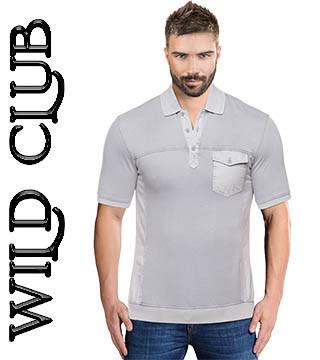Рубашка Поло мужская Wild Club