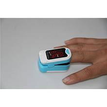 Портативный пульсометр RLM230B на палец