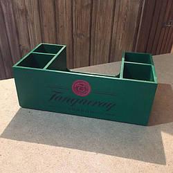 Органайзер для столиків, кольори:зелений (без лого)
