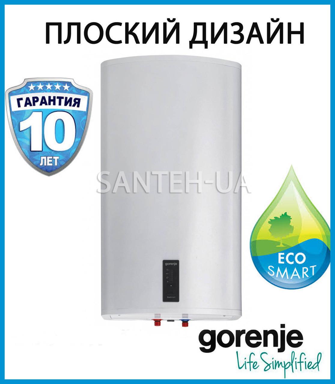 Водонагрівач Gorenje FTG 100 SMV9 Бойлер(EcoSmart)