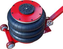 """Пневматический домкрат Carmax (подушка) 3,5Т. Клапан 1/4 """". Давление от 6-10 бар"""