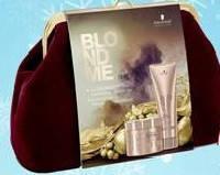Набор для волос BlondMe All Blondes 2017 NEW! (шампунь 250ml + маска 200ml +косметичка клатч)
