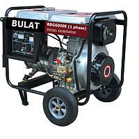 Дизельный генератор BULAT BDG 6000E