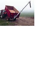 Винтовой шнек подачи зерна