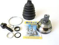Шарнир равных угловых скоростей ШРУС наружный Volkswagen VW Caddy 1,6/1,9/2,0 TDI 03- Metelli 15-1463