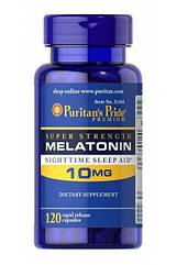 Puritan's Pride Melatonin 10 mg, Мелатонін (120 таб.)