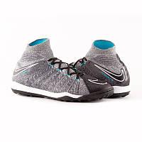 Сороконожки Шиповки Nike HyperVenomX Proximo II DF TF 852576-004(01-12-12) 42.5
