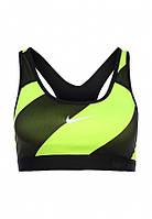 Довгий рукав Топ Nike Pro Classic Padded Bra 650845-702 Оригинал(02-05-04-04) XS