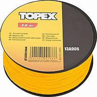 Шнур разметочный 50 м Topex 13A905