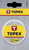 Плашка М12, 25 х 9 мм Topex 14A312
