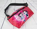 Детские сумочки бананки куколки LOL мин. заказ 3 шт., фото 2