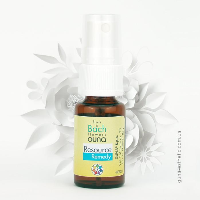 Цветы Баха Resource Remedy. От стресса для расслабления. Спрей 10 мл