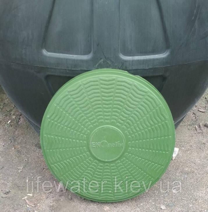 Крышка для септика 585 мм Eko Roto