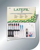 Латефил (LATEFIL ) композит химического отверждения набор 6 шприцов.