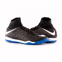 Сороконожки Шиповки Nike HyperVenomX Proximo II DF TF 852576-002(01-12-12) 41
