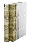 Сэндвич-панель, 50мм, стеновая, с наполнителем из минеральной ваты