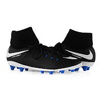 Бутсы мультигрунт Nike Hypervenom Phelon 3 DF AG-Pro 917763-002(01-07-14) 41