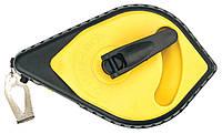 Шнур разметочный 30 м, пластмассовый корпус Topex 30C630