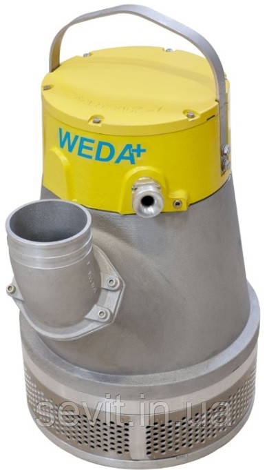 Заглибний дренажний насос Varisco (Італія) - Atlas Copco (Швеція) WEDA D 80N трифазний