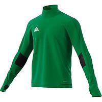 Толстовки и свитера детские  Adidas TIRO 17 TRAINING SHIRT BQ2760(02-11-04-02) 164 см