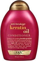Кондиционер против ломкости волос OGX Keratin Oil 385ml #B/E