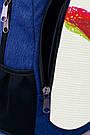 Рюкзак молодежный Zaino, городской с принтом(514), фото 4