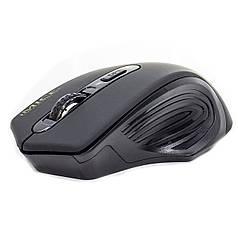 ☀ Миша комп'ютерна WL iMICE E-1800 Black бездротова 1600 dpi, 2.4 ГГц для ноутбуків 4 кнопки